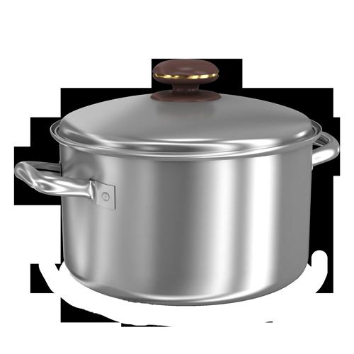 Aluminum Pots & Pans