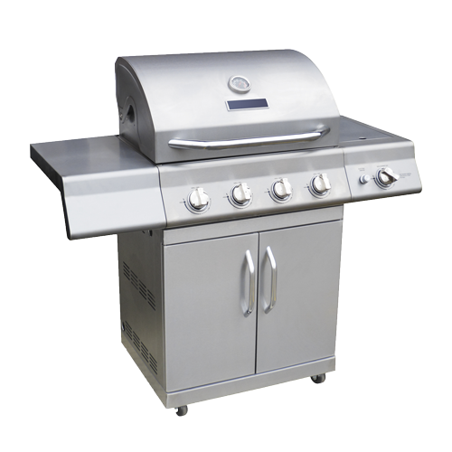 Steel Barbecues